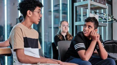 Enter ! Semaine de la jeunesse : nos droits, notre vie